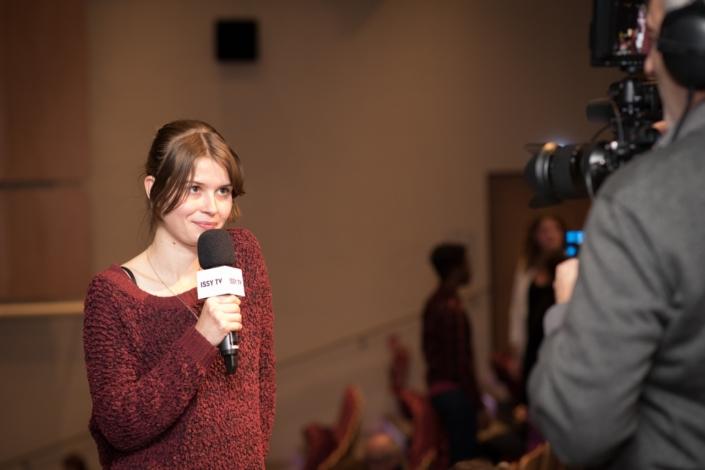 Eva Pechova, jurée du concours classique et 3ème prix Espéranto