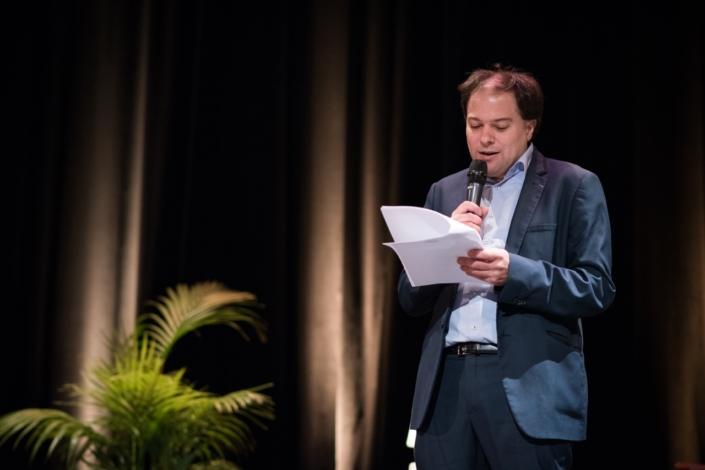 Matthias Vincenot, Chevalier des Arts et des Lettres, Directeur artistique de Poésie en liberté