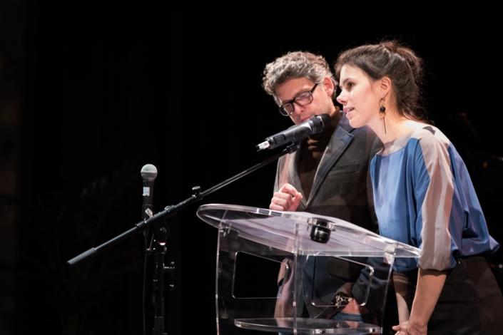 Frédéric Gorny, et Hanne Mathisen Haga