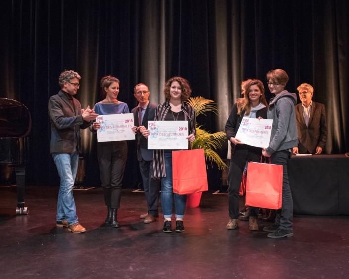 Palmarès IDF ;Frédéric Gorny, Hanne Mathisen Haga, Gilles Tabard, Marine Laffort, Prix des Secondes, Coline Beal et Louise Jouveshomme, Prix des Premières