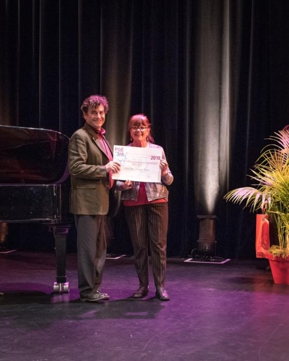 Les parents de Thaïs Andreani-Pertica, Eduter CNPR - Lempdes (63), PRIX BTS Enseignement agricole