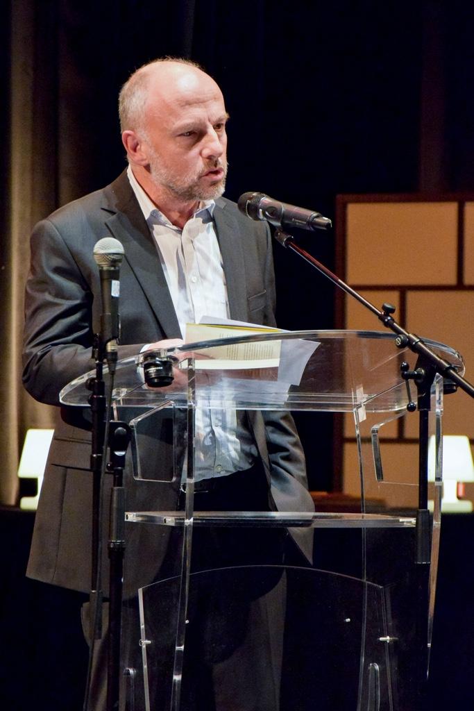 Etienne Orsini, poète, Président du jury 2018