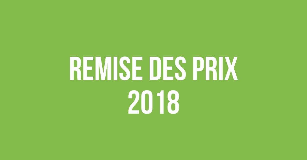 Remise Des Prix 2018 Poésie En Liberté