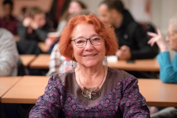 Ginette Mouchard