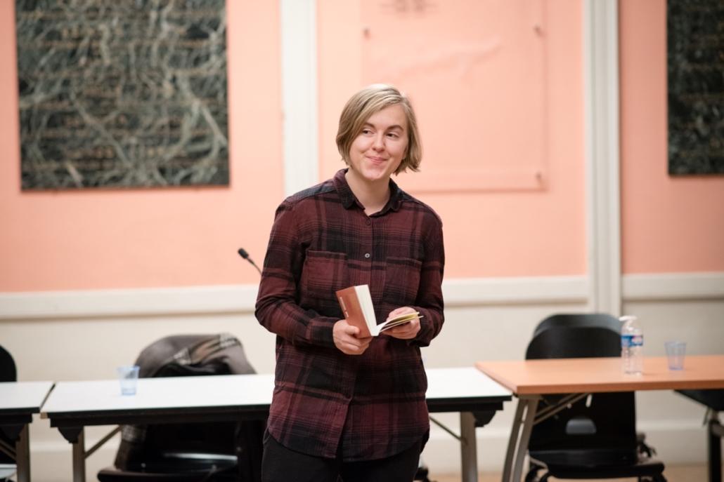 Ingrid Berglund, 1er Prix Espéranto