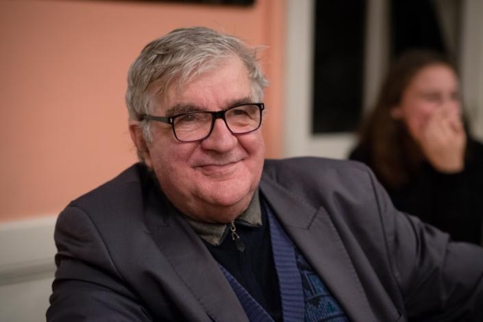 Jean-Marc Muller, Président fondateur de Poésie en liberté
