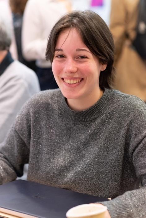 Lisa Argento, Lycéenne en Terminale / Lycée Eugène Ionesco - Issy-les-Moulineaux (92)