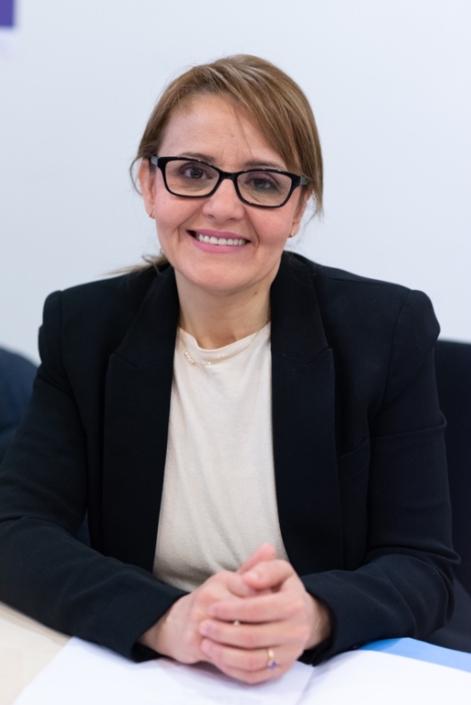 Hassina Debbouz, Cadre d'études techniques HSE / STH (société de gestion et d'exploitation des terminaux marins à hydrocarbures)