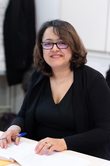 Lynda Ait Bachir, Poète, Déléguée générale / Poésie en liberté