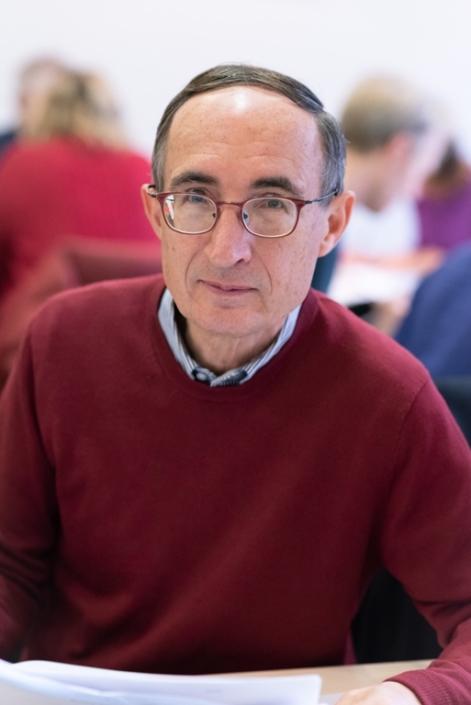 Gilles Tabard, Proviseur honoraire / Président délégué / Poésie en liberté