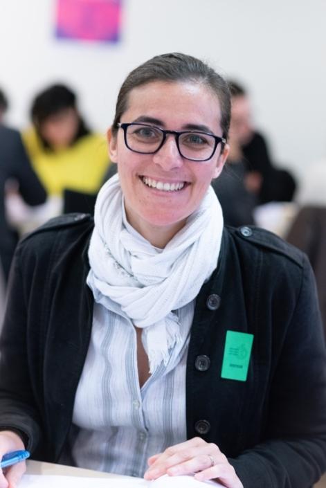 Yael Beuzelin Gacougnolle, Professeur de Lettres Histoire / LP Théophile Gautier - Paris