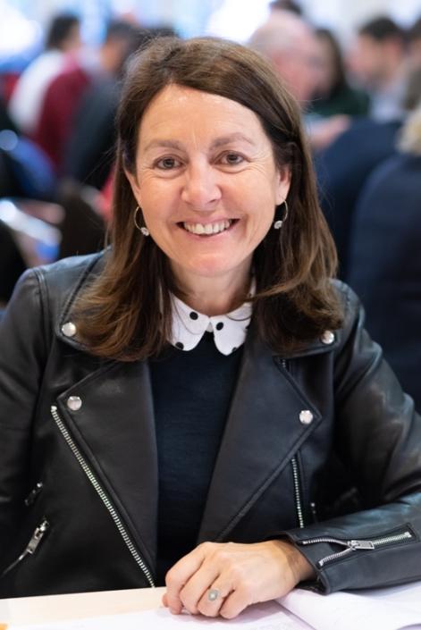 Elisabeth Batier, Professeur de lettres / Lycée Charles Péguy Orléans (45)