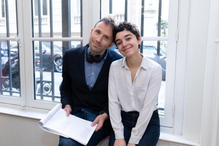 Jérôme Attal, Jenna Boulmedais