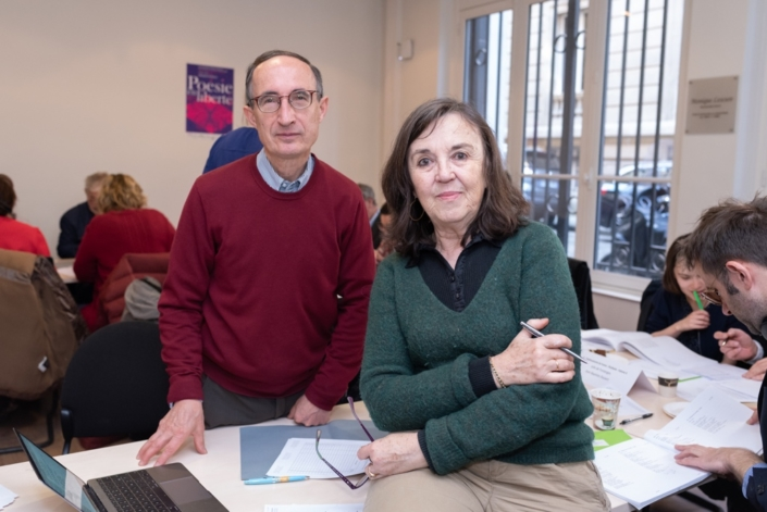 Gilles Tabard, Catherine Lafon