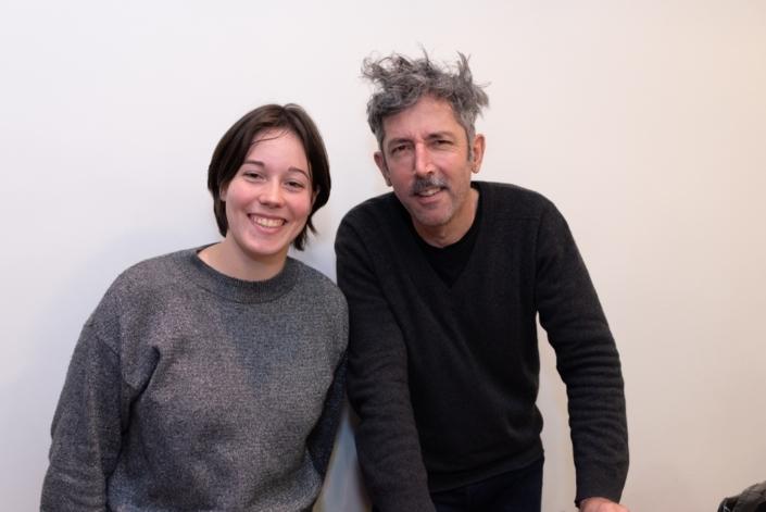 Lisa Argento, Matthieu Aschehoug