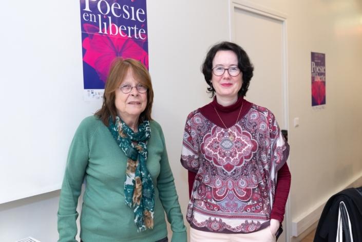 Jacqueline Garcia, Lydia Padellec