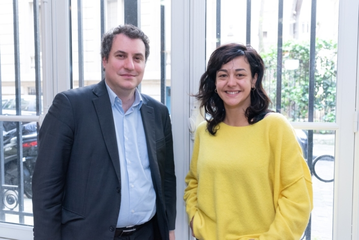 Lucas-Denis Corso, Pauline Caupenne