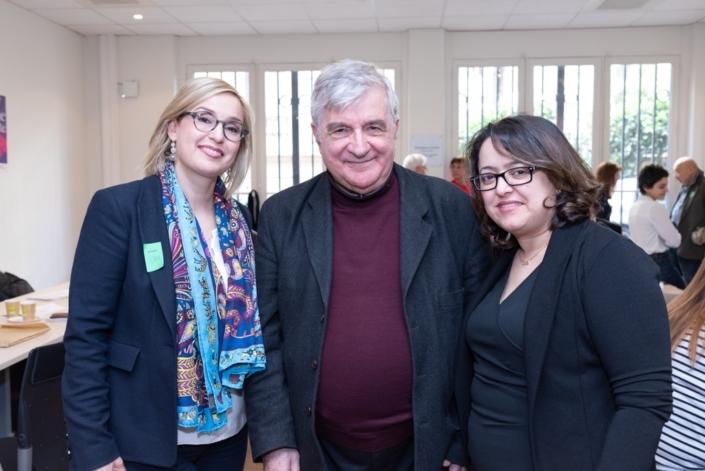 Louisa Nadour, Jean-Marc Muller, Lynda Ait Bachir