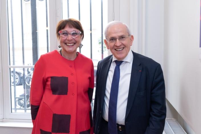 Mariane Tanzi, Jean-Claude Rouanet