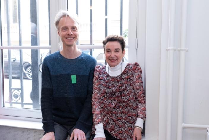 Jesper Jacobsen, Nicole Simonet