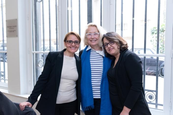 Hassina Debbouz, Brigitte Fossey, Lynda Ait Bachir