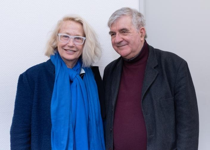 Brigitte Fossey, Jean-Marc Muller