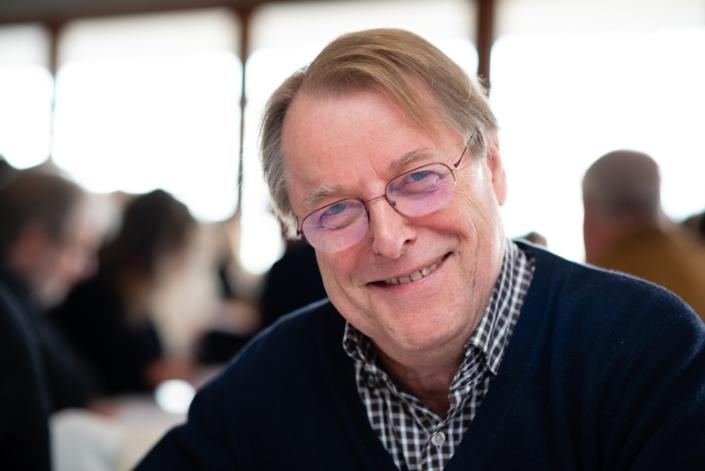 """Svante Svahnström, Poète, créateur du cercle """"Le Gué semoir - Poètes du Bazacle"""" à Toulouse"""