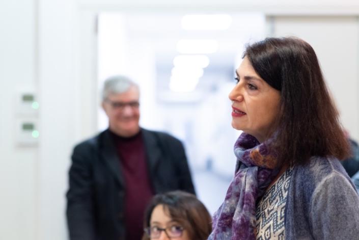 """Dominique Pince-Salem, Chargée d'études """"éducation artistique et culturelle"""" / Ministère de l'Education nationale et de la Jeunesse"""