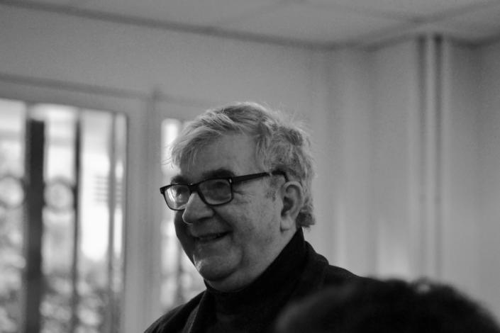 Jean-Marc Muller, Président fondateur / Poésie en liberté