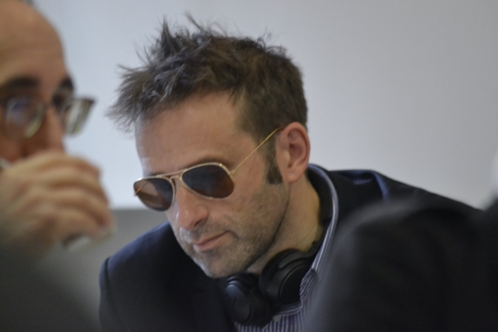 Jérôme Attal, Ecrivain, auteur, parolier, scénariste