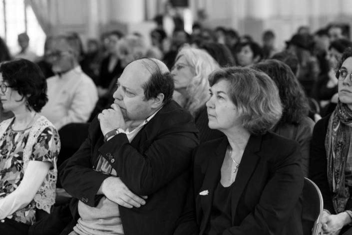 Eric Sivry et Sylvie Biriouk