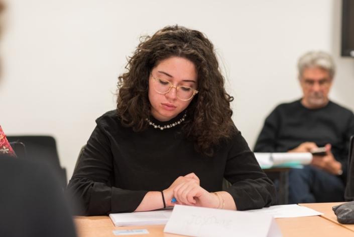 Joséphine Millet, Première Arts plastiques, Lycée Charles Péguy - Orléans (45).