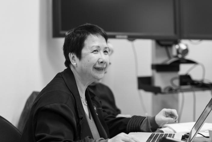 Yen Kuan, coordinatrice, Attachée de Direction, Poésie en liberté - Paris (75).