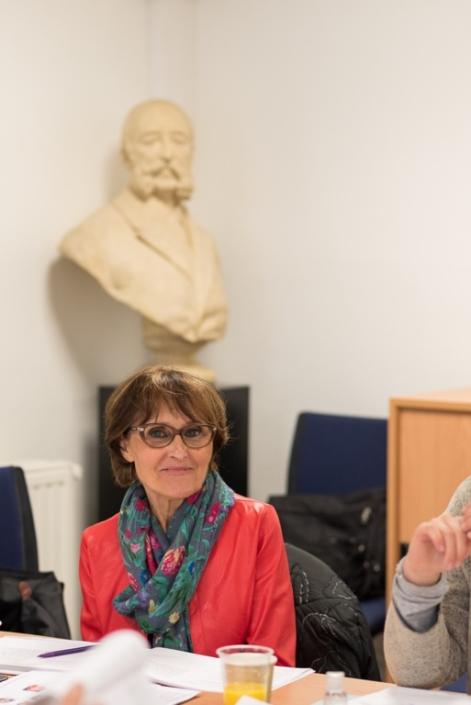 Rose Séguignes, Secrétaire générale, Poésie en liberté - Paris (75).