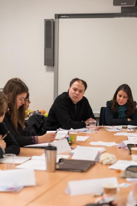 Matthias Vincenot, Directeur artistique et Adeline Baldacchino, Présidente du Jury 2019
