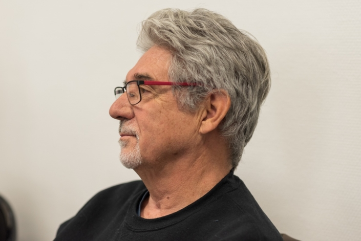 Guy Féret, Président délégué, Poésie en liberté - Paris (75).