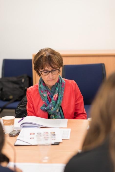Rose Séguignes, Principale honoraire, Secrétaire générale