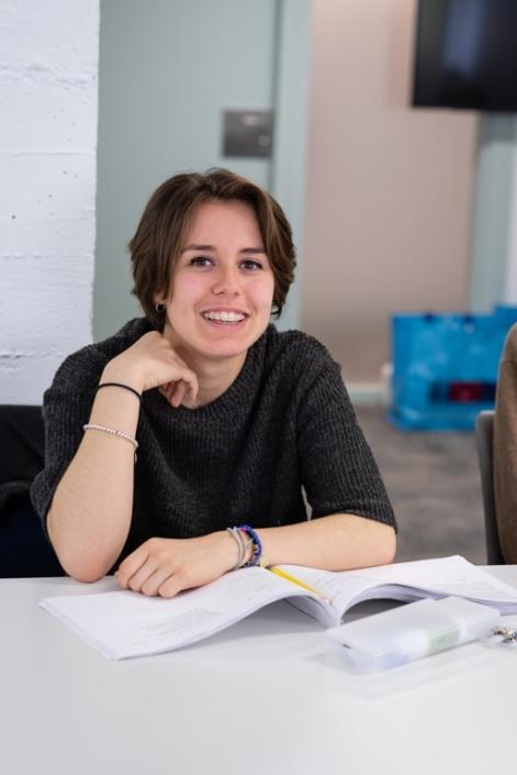 Emma Gesnot, Seconde Générale, Lycée Eugène-Ionesco - Issy-les-Moulineaux (92).