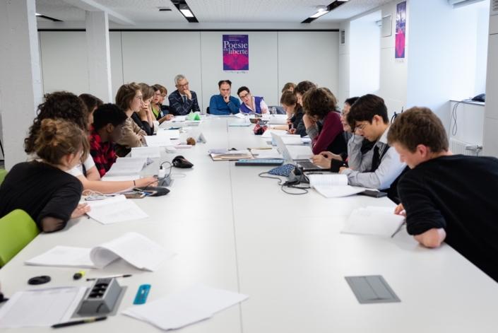 Un jury 2019 avec des observateurs de marque