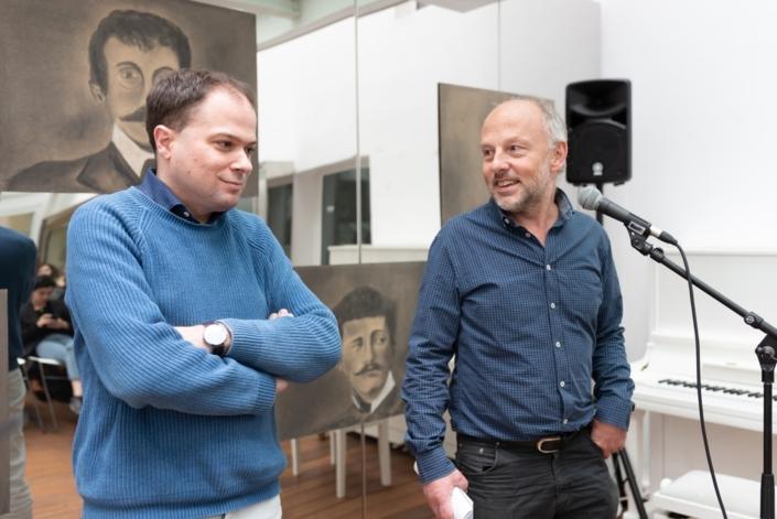 Matthias Vincenot et Etienne Orsini : place au Récital du Jury