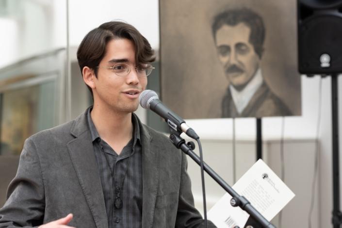 Carlos Humberto Santos Chinchilla, invité au Récital du Jury 2019