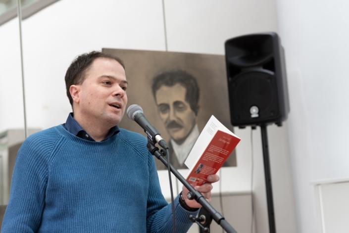 Matthias Vincenot, poète