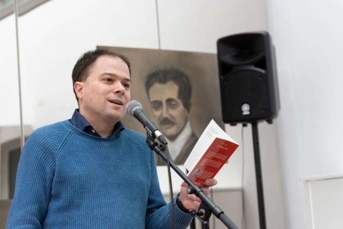 Matthias Vincenot, poète, Docteur es lettres, Chevalier des arts et des lettres