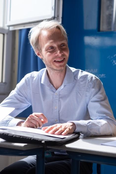 Jesper Jacobsen, Professeur des universités Ecole Normale Supérieure - Paris