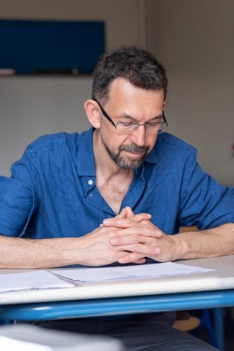Istvan Ertl, Traducteur auprès de la Cour des Comptes Européenne.