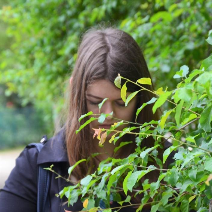Louise Chollet, étudiante paysagiste, est au paradis