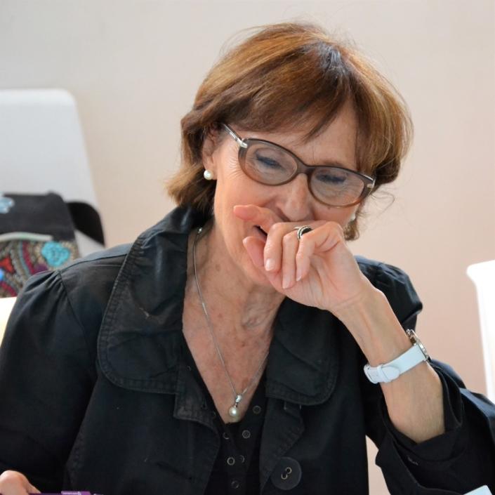 Rose Séguignes, Secrétaire générale, référente du Jury