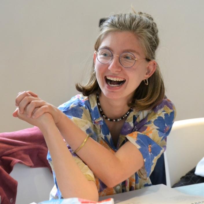 Marie Gallizia, candidate distinguée en 2016, jurée en 2019