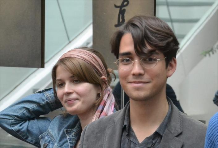 2 lauréats de 2015, Eva Pechova et Carlos Santos Chinchilla, ont publié leur premier recueil en 2018