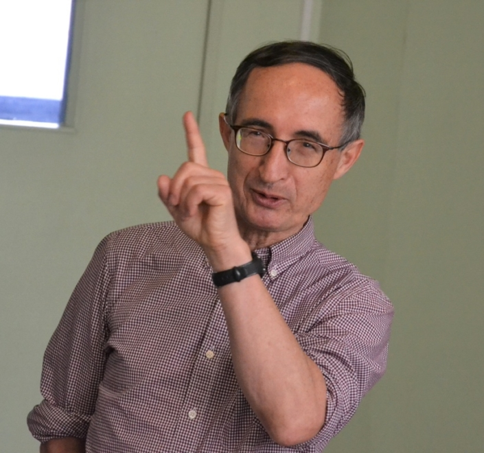 Gilles Tabard, Proviseur honoraire, Président délégué, Poésie en liberté